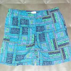 90s Vintage Sonoma Swimming Trunks Board Shorts